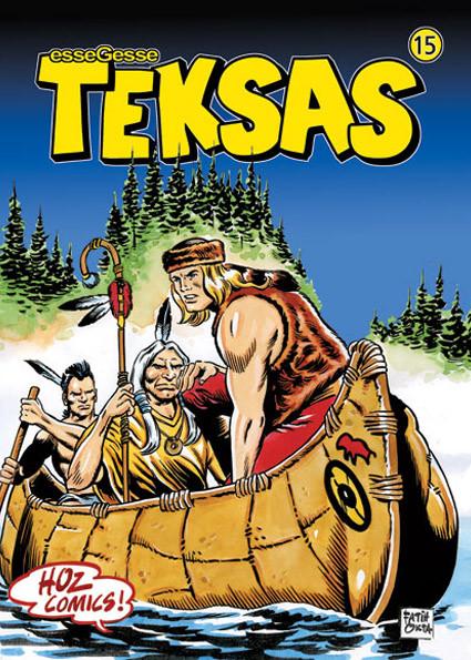 EsseGesse Teksas 15