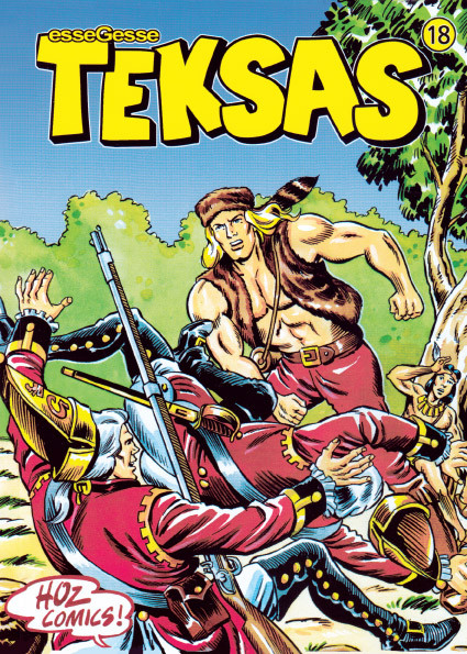 EsseGesse Teksas 18