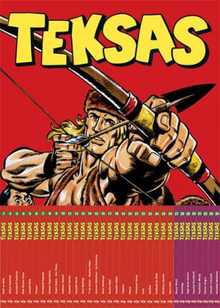EsseGesse Teksas 01-34 Takım