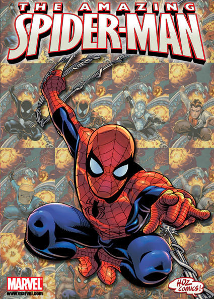 The Amazing Spiderman 01