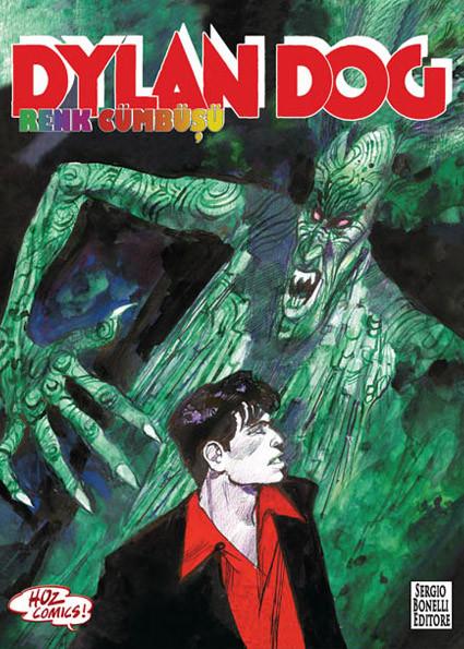 Dylan Dog Renk Cümbüşü 03