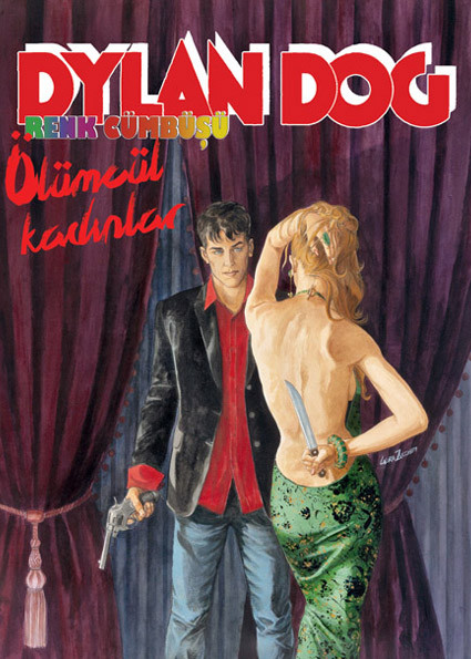 copy of Dylan Dog Renk...