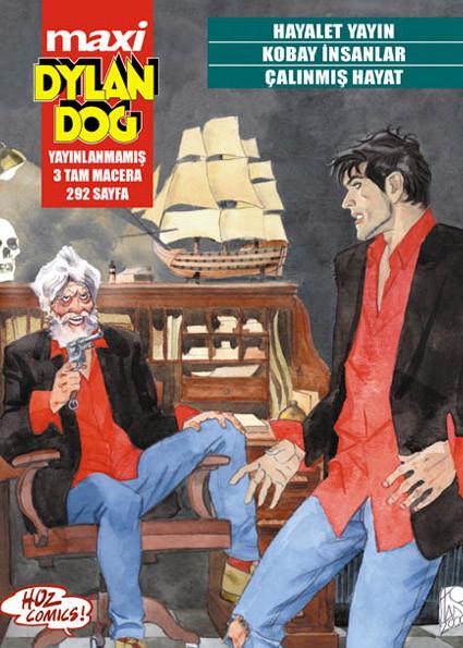 Dylan Dog Maxi 03