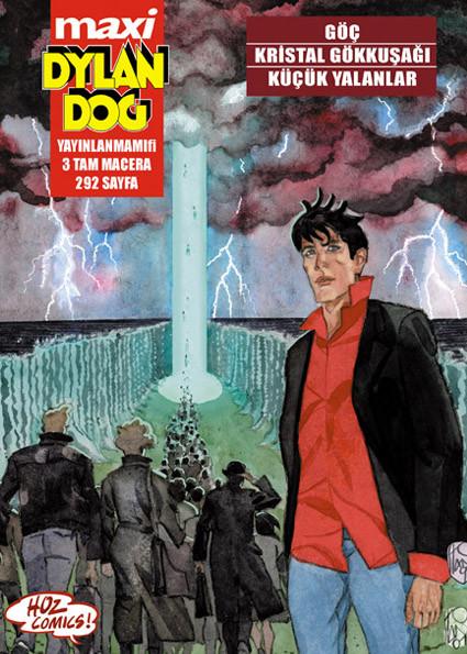 Dylan Dog Maxi 04