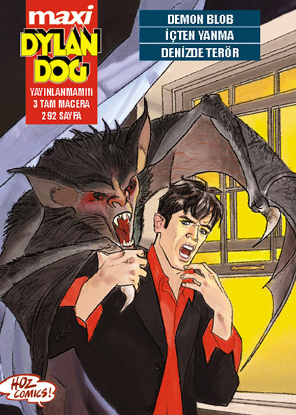Dylan Dog Maxi 08