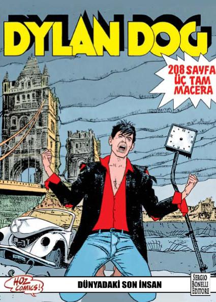 Dylan Dog 30