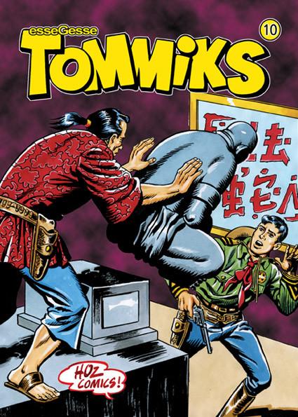 EsseGesse Tommiks 10