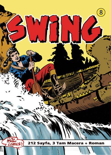 Kaptan Swing 08