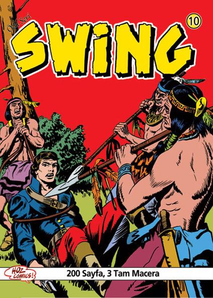 Kaptan Swing 10