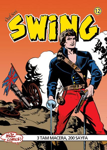 Kaptan Swing 12