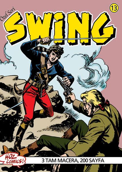 Kaptan Swing 13