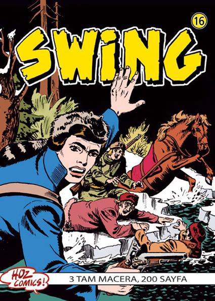 Kaptan Swing 16