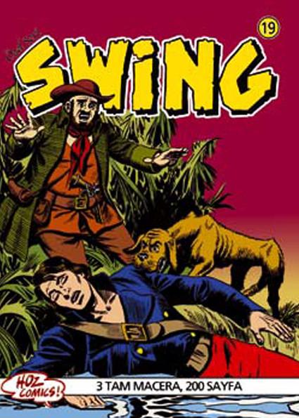Kaptan Swing 19