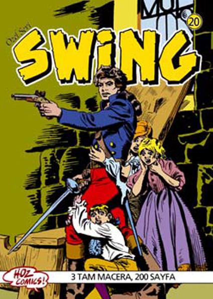 Kaptan Swing 20