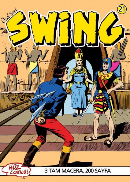 Kaptan Swing 21