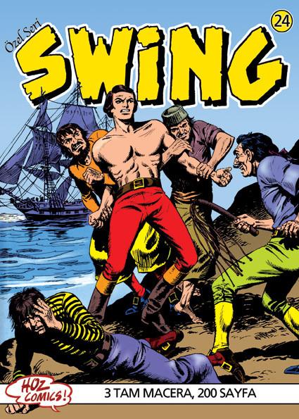 Kaptan Swing 24