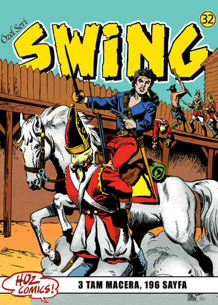 Kaptan Swing 32