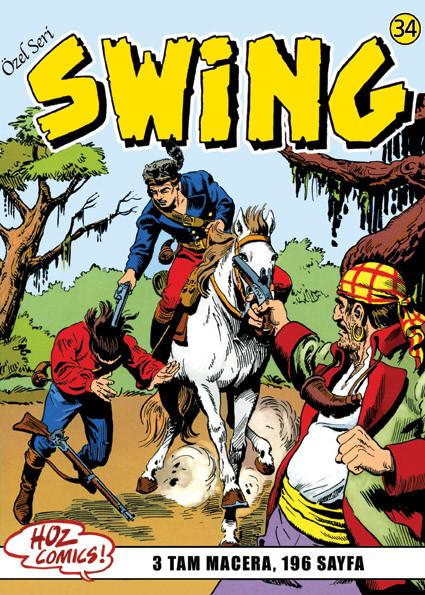 Kaptan Swing 34