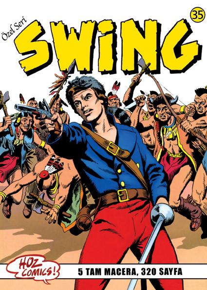Kaptan Swing 35