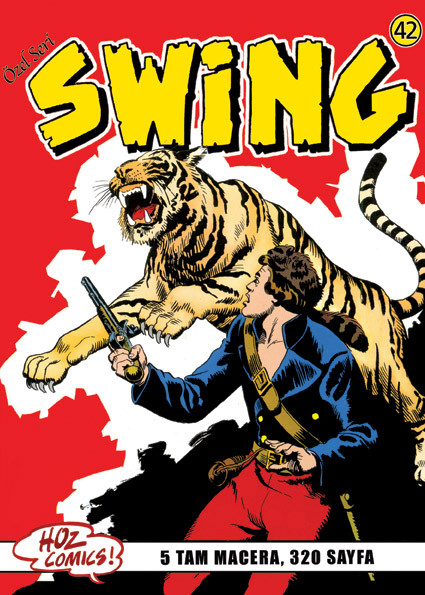 Kaptan Swing 42