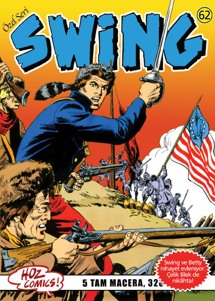 Kaptan Swing 62