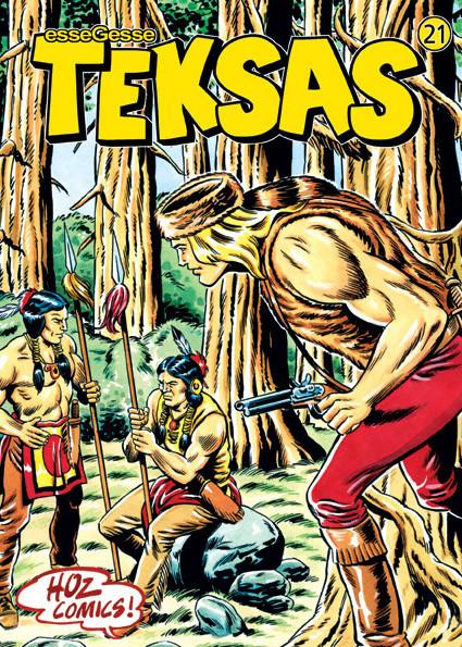 EsseGesse Teksas 21