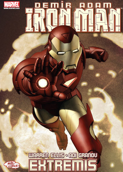 Iron Man – Demir Adam