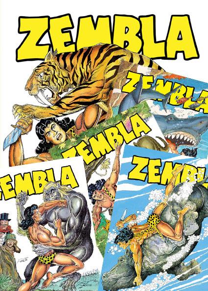 Zembla 1-5 takım