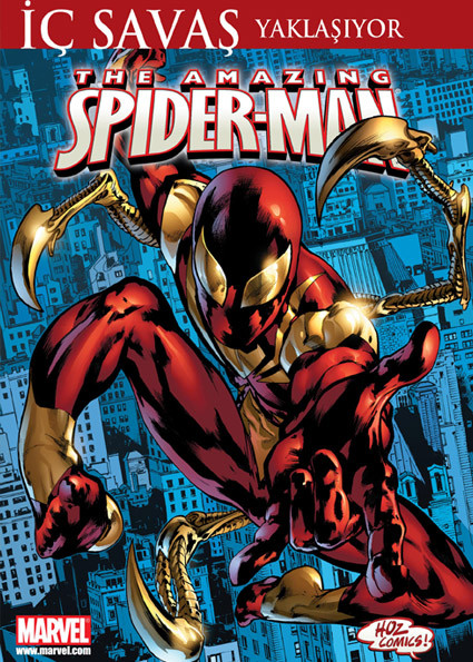 The Amazing Spiderman 03