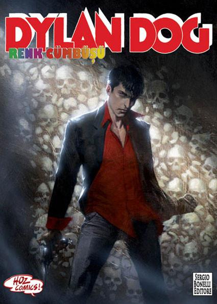 Dylan Dog Renk Cümbüşü 01