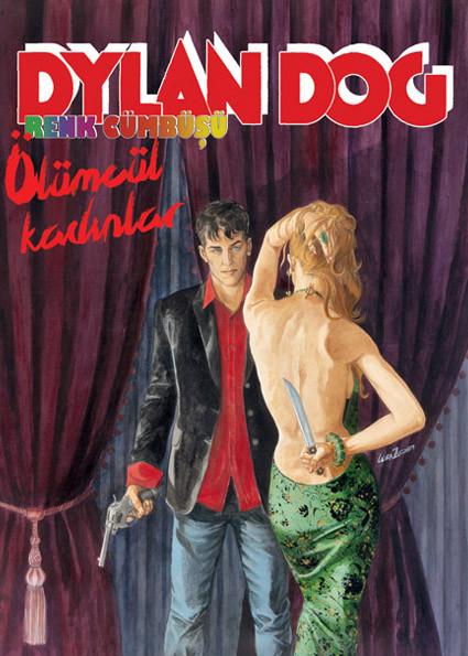 Dylan Dog Renk Cümbüşü 06