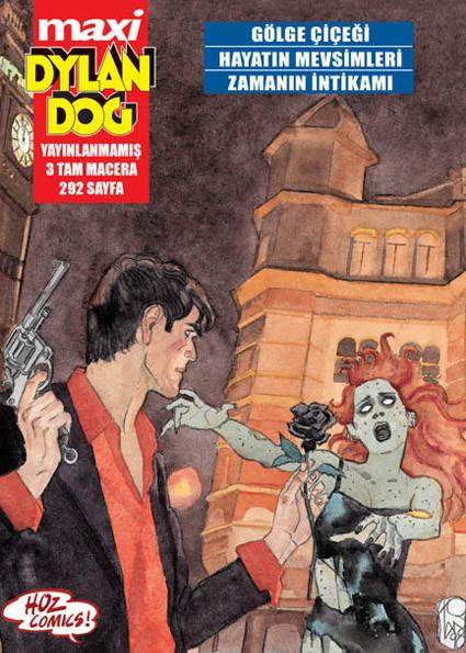 Dylan Dog Maxi 01