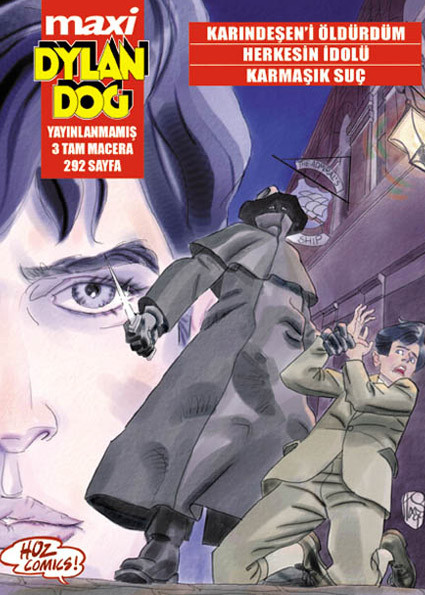 copy of Dylan Dog Maxi 01