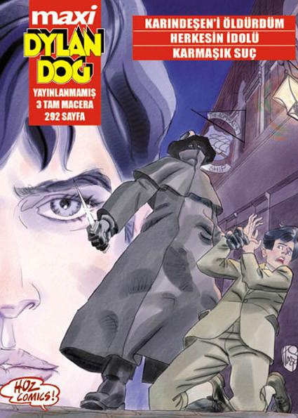 Dylan Dog Maxi 02