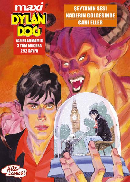 Dylan Dog Maxi 05