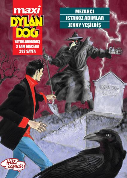 Dylan Dog Maxi 09