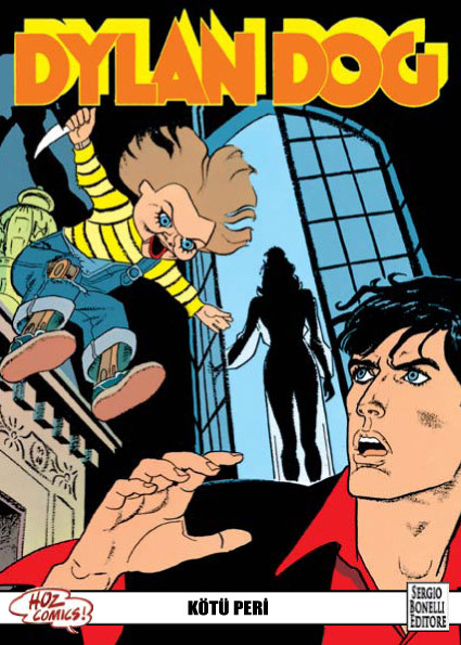 copy of Dylan Dog 22
