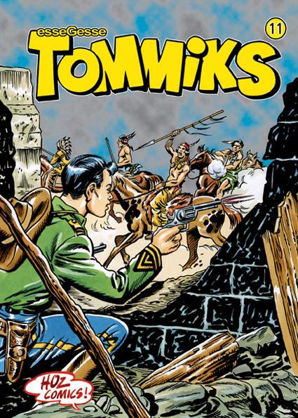 EsseGesse Tommiks 11