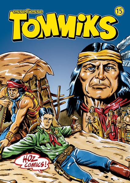 EsseGesse Tommiks 15