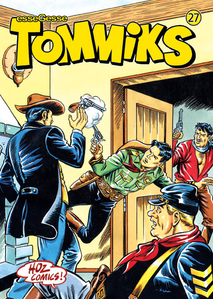 EsseGesse Tommiks 27