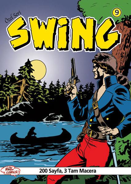 Kaptan Swing 09