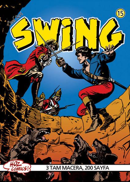 Kaptan Swing 15