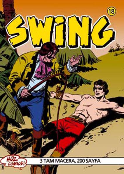 Kaptan Swing 18