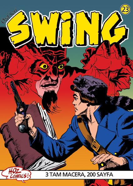 Kaptan Swing 23