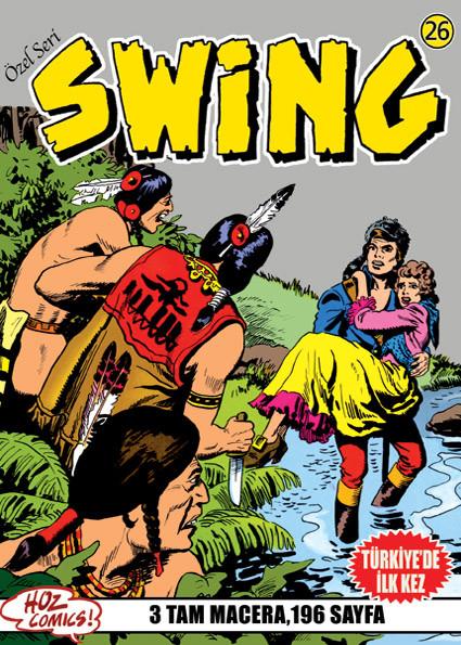 Kaptan Swing 26