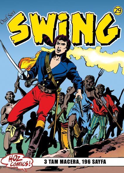 Kaptan Swing 29
