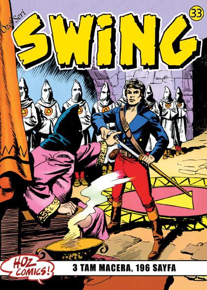 Kaptan Swing 33