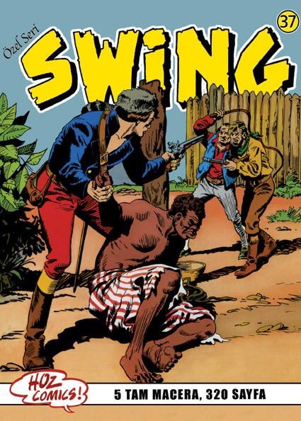 Kaptan Swing 37