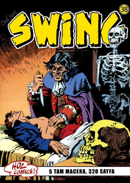 Kaptan Swing 38