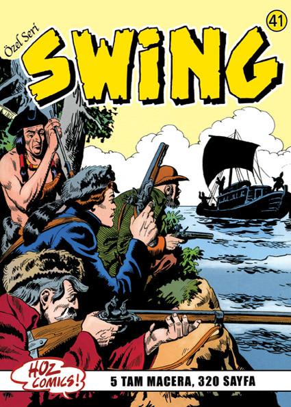 Kaptan Swing 41
